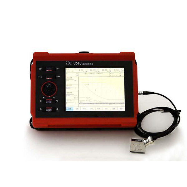 ZBL U610 Digital Non Destructive Ultrasonic Flaw Detector