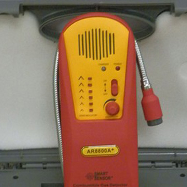 8800A+ Combustible Gas Detector Gauge